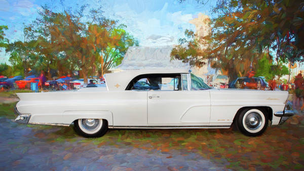 Wall Art - Photograph - 1959 Lincoln Continental Town Car Mk Iv 124 by Rich Franco