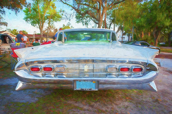 Wall Art - Photograph - 1959 Lincoln Continental Town Car Mk Iv 132 by Rich Franco