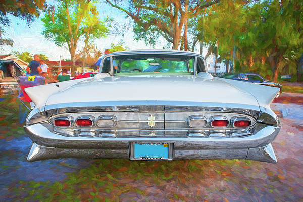 Wall Art - Photograph - 1959 Lincoln Continental Town Car Mk Iv 134 by Rich Franco