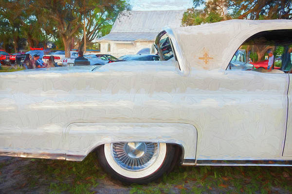 Wall Art - Photograph - 1959 Lincoln Continental Town Car Mk Iv 136 by Rich Franco