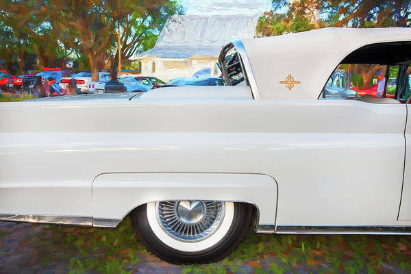 Wall Art - Photograph - 1959 Lincoln Continental Town Car Mk Iv 139 by Rich Franco