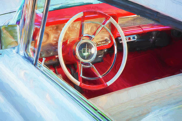 Wall Art - Photograph - 1959 Lincoln Continental Town Car Mk Iv 141 by Rich Franco
