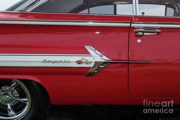 Wall Art - Photograph - 1960 Impala by Rick Mann