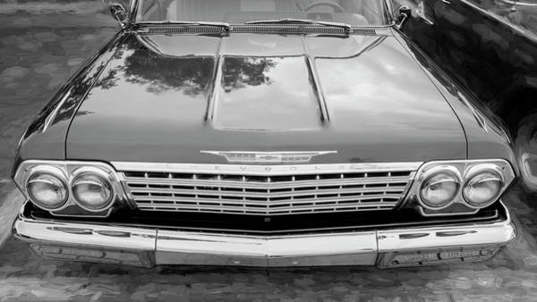 Wall Art - Photograph - 1962 Chevrolet Impala 101 by Rich Franco