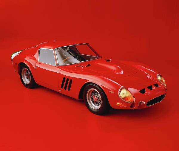 Sport Car Photograph - 1962 Ferrari 330 Gto by Car Culture