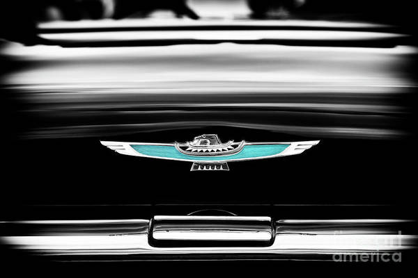 Photograph - 1962 Ford Thunderbird by Tim Gainey