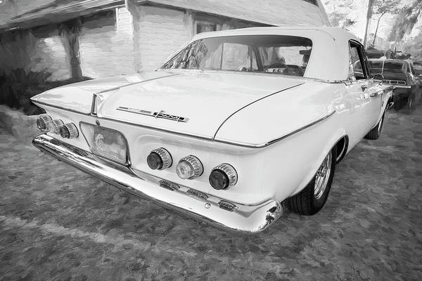Wall Art - Photograph - 1962 Plymouth Sports Fury 100 by Rich Franco