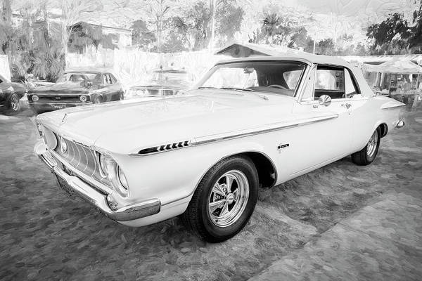 Wall Art - Photograph - 1962 Plymouth Sports Fury 101 by Rich Franco