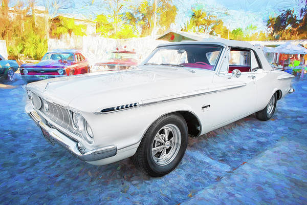 Wall Art - Photograph - 1962 Plymouth Sports Fury 103 by Rich Franco