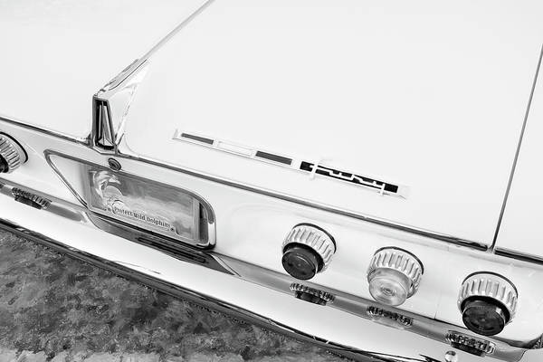Wall Art - Photograph - 1962 Plymouth Sports Fury 104 by Rich Franco