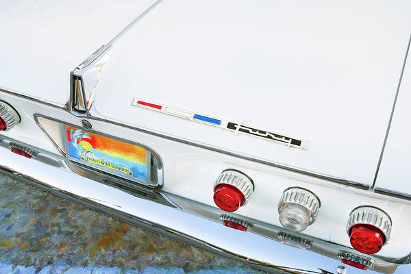 Wall Art - Photograph - 1962 Plymouth Sports Fury 105 by Rich Franco