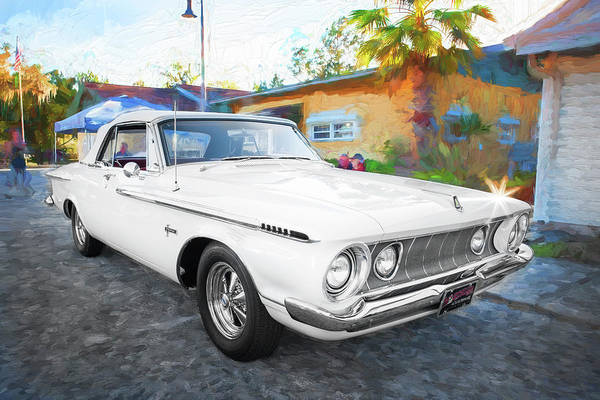 Wall Art - Photograph - 1962 Plymouth Sports Fury 109 by Rich Franco