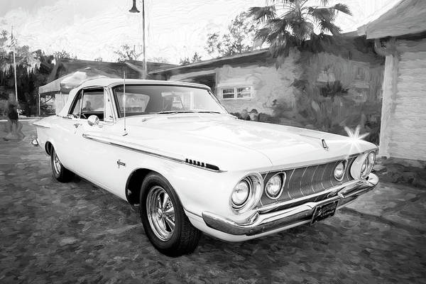 Wall Art - Photograph - 1962 Plymouth Sports Fury 110 by Rich Franco