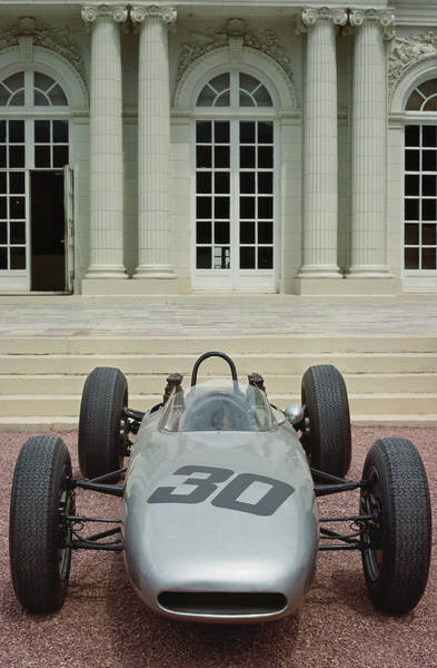 Sport Car Photograph - 1962 Porsche Type 804 Formula 1 by Car Culture