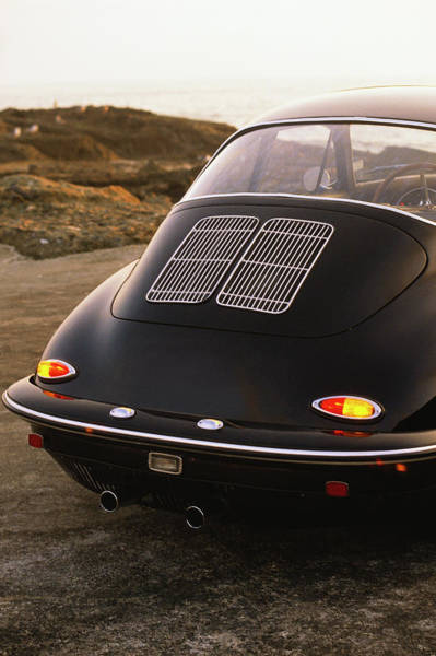 Collector Car Photograph - 1963 Porsche 356b2000 Gs Carrera 2 by Car Culture