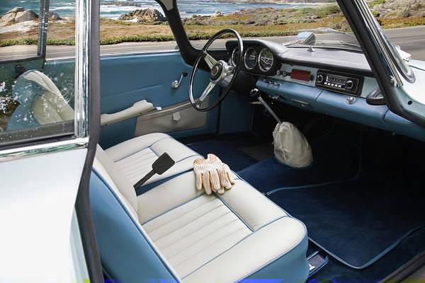 Car Photograph - 1964 Alfa Romeo Giulia Ss by Car Culture