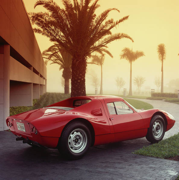 Sport Car Photograph - 1964 Porsche 904 Carrera Gts by Car Culture