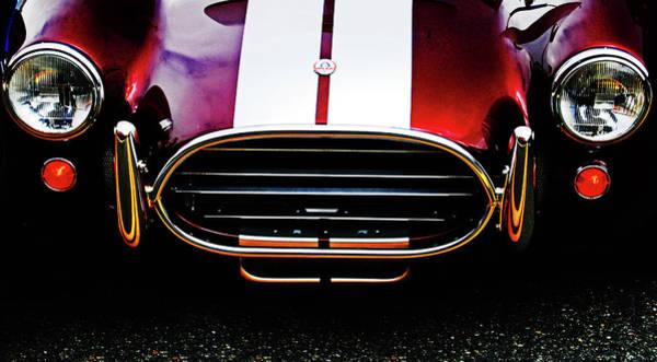 Photograph - 1965 Cobra by Bill Jonscher