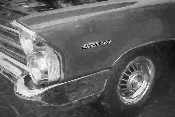 Photograph - 1965 Pontiac Catalina 2 Plus 2 002 by Rich Franco
