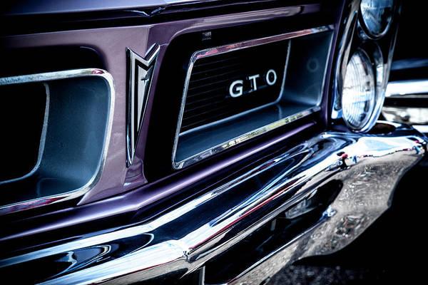 Photograph - 1965 Pontiac Gto by Eric Christopher Jackson