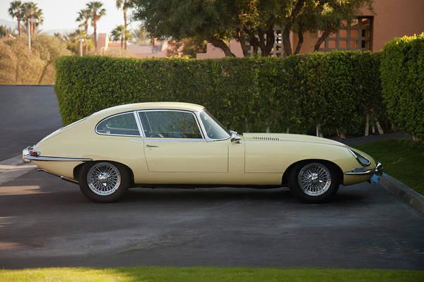 Rancho Mirage Photograph - 1966 Jaguar E-type by Car Culture