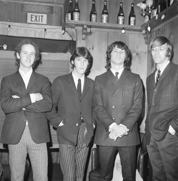 Photograph - 1966, Los Angeles, Whisky A Go Go by Michael Ochs Archives