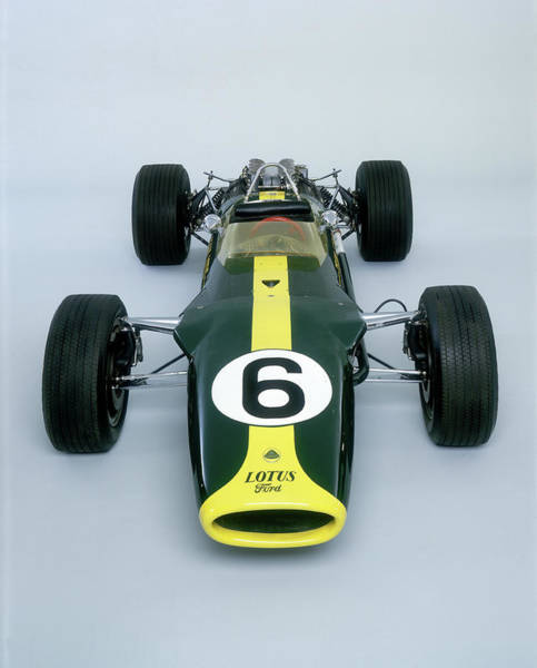 Wall Art - Photograph - 1967 Lotus 49 Cr3 by Heritage Images