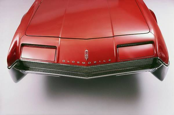 Sport Car Photograph - 1969 Oldsmobile Toronado by Car Culture