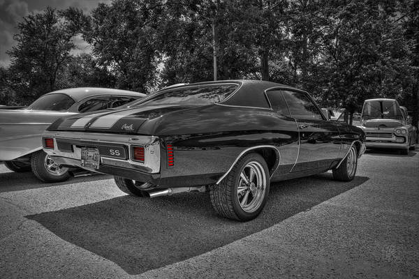 Photograph - 1970 Chevelle Ss by Lance Vaughn