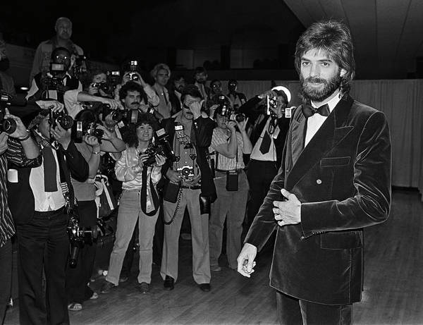 Photograph - 1980 Grammy Awards by George Rose