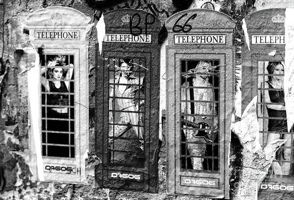 Wall Art - Photograph - 1980s Pop In Berlin by John Rizzuto