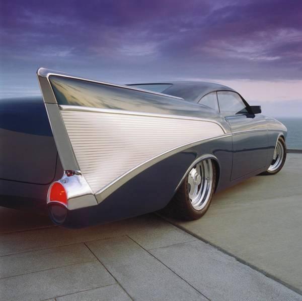 Customized Photograph - 1992 Chezoom Streetrod by Car Culture