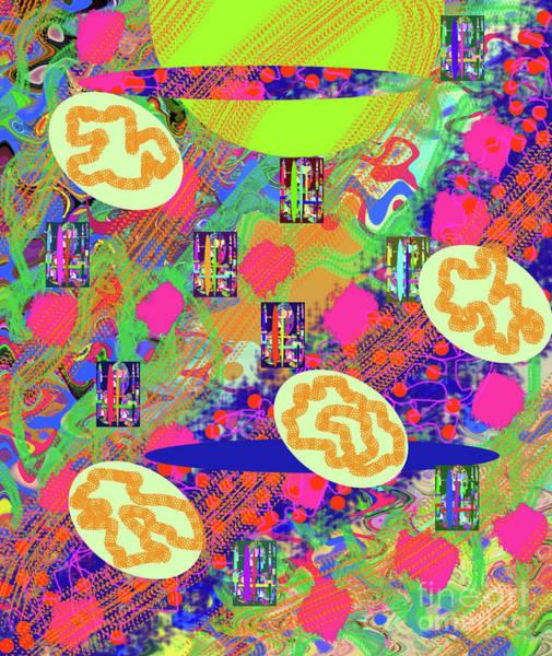 Wall Art - Digital Art - 2-23-2012ka by Walter Paul Bebirian