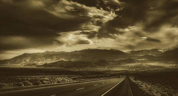 Wall Art - Photograph - A California Journey by Mountain Dreams