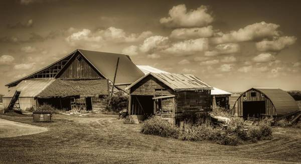 Wall Art - Photograph - Abandoned Farm by Mountain Dreams