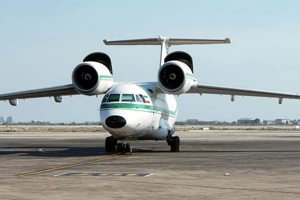 Wall Art - Photograph - An Antonov An-74-200 Of The Islamic by Daniele Faccioli