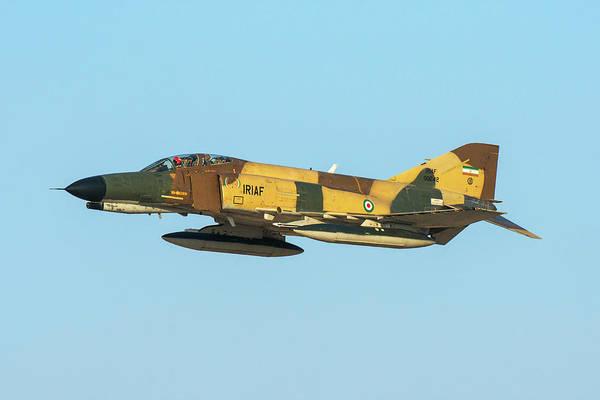 Wall Art - Photograph - An Islamic Republic Of Iran Air Force by Daniele Faccioli