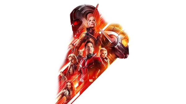 Wall Art - Digital Art - Ant-man And The Wasp 2018 by Geek N Rock