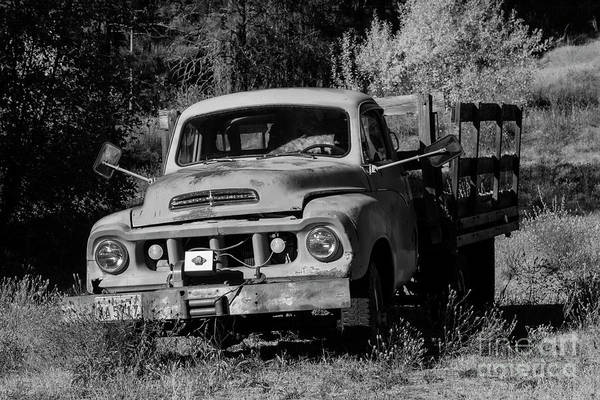 Studebaker Photograph - At Rest by Mike Dawson