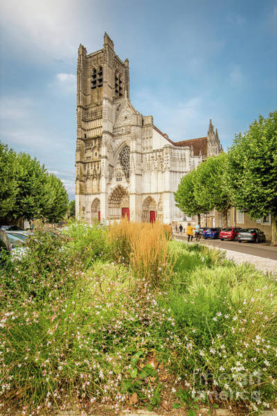 Wall Art - Photograph - Auxerre by JR Photography