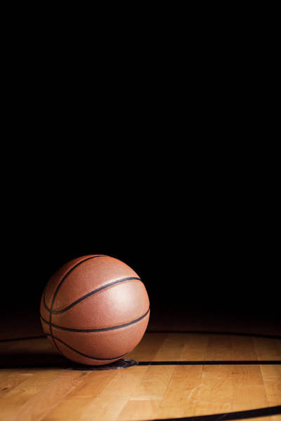 Ball Photograph - Basketball by Garymilner