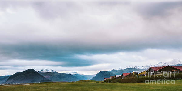 Photograph - Beautiful Panoramic Photos Of Icelandic Landscapes That Transmit Beauty And Tranquility. by Joaquin Corbalan
