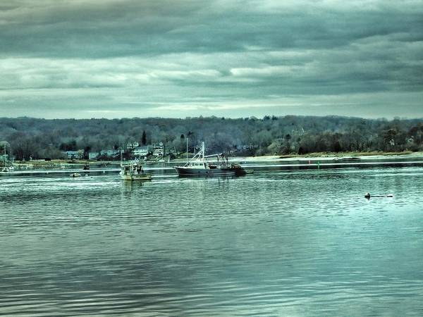 Photograph - Boats At Northport Harbor by Susan Jensen