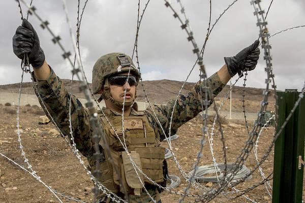 Wall Art - Photograph - Border Patrol, 2018 by Granger