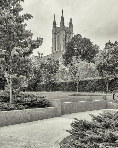 Wall Art - Photograph - Boston College In Chestnut Hill by Panoramic Images