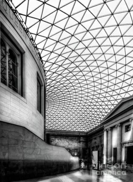 Photograph - British Museum by Adrian Evans