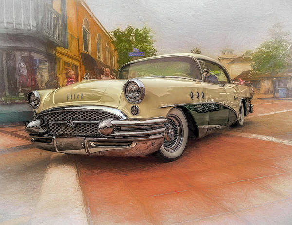 Photograph - Buick Special by Bill Posner