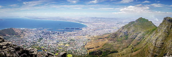 Wall Art - Photograph - Cape Town by Alexey Stiop