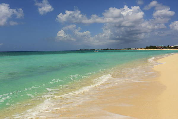 Caribbean Photograph - Caribbean Dream Beach by Shunyufan