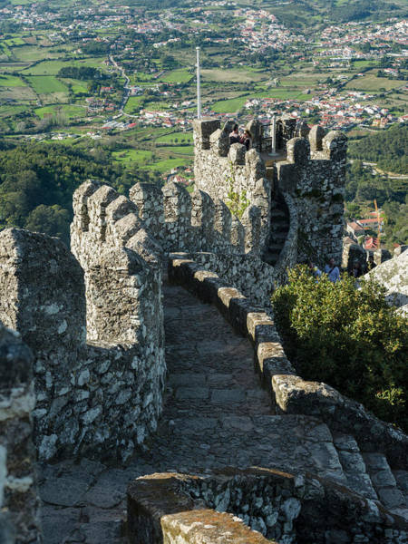 Wall Art - Photograph - Castelo Dos Mouros, The Moors Castle by Martin Zwick